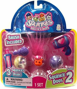 Squinkies Pencil Topper Set Squinkie Doos Series 2