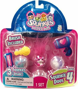 Squinkies Pencil Topper Set Squinkie Doos Series 4