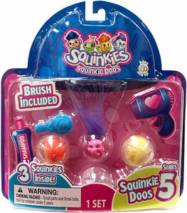 Squinkies Pencil Topper Set Squinkie Doos Series 5