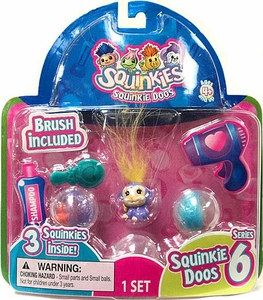 Squinkies Pencil Topper Set Squinkie Doos Series 6