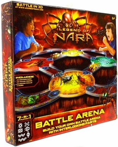 Legend of Nara Battle Arena [7 in 1 Playset] BLOWOUT SALE!