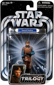 Star Wars Original Trilogy Collection #36 General Madine Action Figure