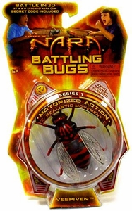 Legend of Nara Battling Bugs Series 1 Figure Vespiven [Air Wasp]