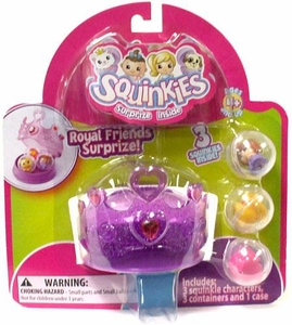 Squinkies Pencil Topper Royal Friends Surprize