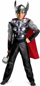Disguise Costume Thor #26640 Thor Movie Classic Muscle [Child]