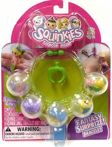 Squinkies Pencil Topper Accessory Bracelet Fantasy Surprize BLOWOUT SALE!