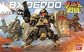 Danball Senkei Little Battlers eXperience LBX Bandai Japanese LBX002 Deqoo Model Kit  [Normal Type]