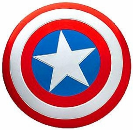Disguise Costume Captain America #19079 Captain America Deluxe Metal Shield