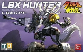 Danball Senkei Little Battlers eXperience LBX Bandai Japanese LBX005 Hunter Model Kit
