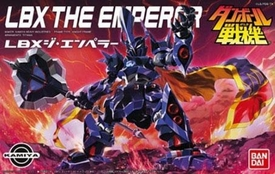 Danball Senkei Little Battlers eXperience LBX Bandai Japanese LBX006 The Emperor Model Kit