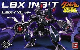Danball Senkei Little Battlers eXperience LBX Bandai Japanese LBX007 Inbit Model Kit