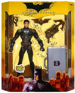 Batman Begins 2005 Wizard World Chicago Exclusive Action Figure Batman Unmasked