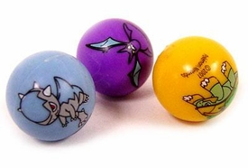 Pokemon LOOSE Marbles Set of 3 Marbles [Random Characters]