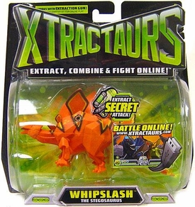 Mattel Xtractaurs Game Figure Whipslash The Stegosaurus BLOWOUT SALE!