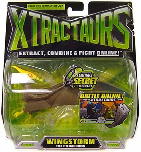Mattel Xtractaurs Game Figure Wingstorm The Pteranodon BLOWOUT SALE!