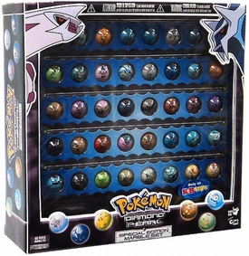Pokemon Marbles Exclusive Special Edition 40 Piece Marble Set