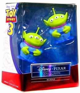 Disney / Pixar Toy Story 3 Collection 4 inch Action Figure 2-Pack Aliens 2-Pack Foil Package!