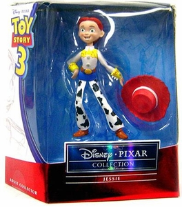 Disney / Pixar Toy Story 3 Collection 4 inch Action Figure Jessie Foil Package!