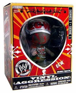 WWE Wrestling Vinyl Aggression 3 Inch Figure Series 1 ECW