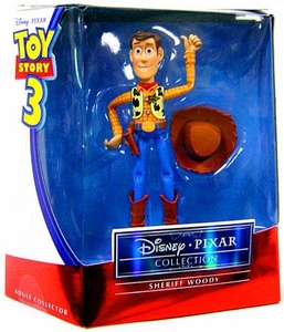 Disney / Pixar Toy Story 3 Collection 4 inch Action Figure Sheriff Woody Foil Package!