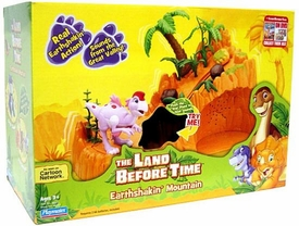 The Land Before Time Playset Earthshakin' Mountain BLOWOUT SALE!