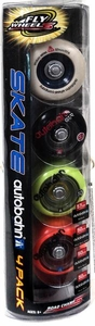 Fly Wheels Skate Autobahn 4-Pack