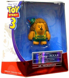 Disney / Pixar Toy Story 3 Collection 4 inch Action Figure Mr. Pricklepants Foil Package!