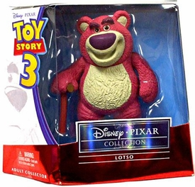 Disney / Pixar Toy Story 3 Collection 4 inch Action Figure Lotso Foil Package!