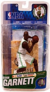 McFarlane Toys NBA Sports Picks Series 18 Action Figure Kevin Garnett (Boston Celtics) White Uniform