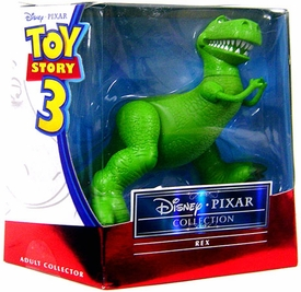 Disney / Pixar Toy Story 3 Collection 4 inch Action Figure Rex Foil Package!