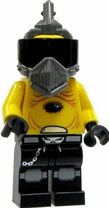 LEGO Space Police LOOSE Mini Figure Snake