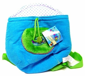 Webkinz Plush Accessory Blue Knapsack