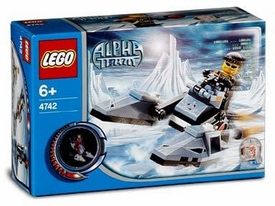 LEGO Alpha Team Set #4742 Chill Speeder