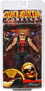 NECA Duke Nukem Forever Action Figure Duke Nukem