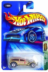 Hotwheels 2004 (104) T-Hunt 4/12 Double Demon