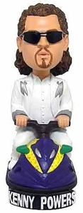Bif Bang Pow! Eastbound & Down Bobble Head Kenny Powers [White Suit]