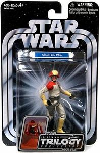 Star Wars Original Trilogy Collection #19 Cloud Car Pilot Action Figure
