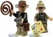 LEGO Indiana Jones Minifigures