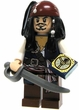 LEGO Pirates of the Caribbean Minifigures