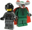 LEGO Space Police Minifigures