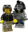 LEGO Pharaoh's Quest Minifigures