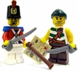 LEGO Pirate Minifigures