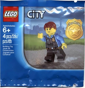LEGO City Exclusive Set #5000281 Chase McCain [Bagged]