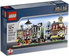 LEGO Exclusive Set #10230 Mini Modulars