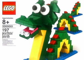 LEGO Collectible Model Set #3300001 Brickley
