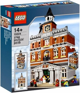 LEGO Exclusive Set #10224 Town Hall