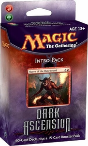 Magic the Gathering Dark Ascension Theme Deck Intro Pack Monstrous Surprise