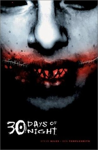 IDW Comic Books 30 Days Of Night
