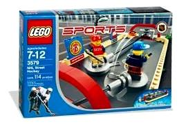 LEGO Sports Set #3579 NHL Street Hockey