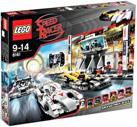 LEGO Speed Racer Set #8161 Grand Prix